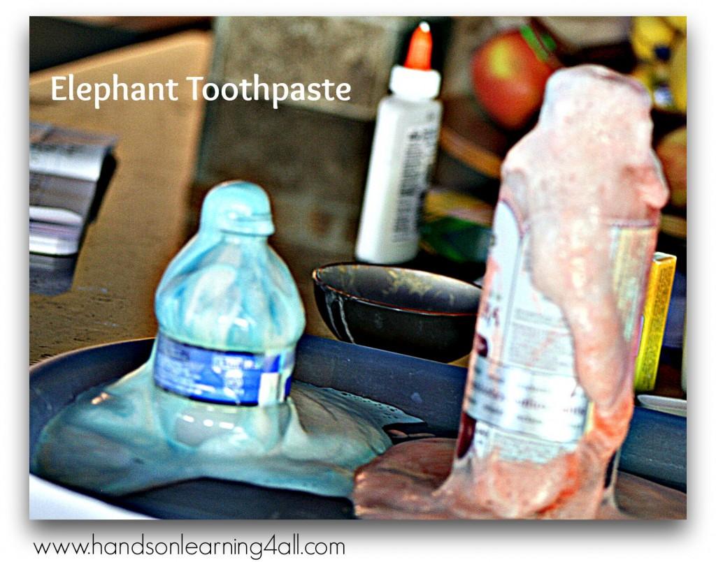 Elephant Toothpaste2