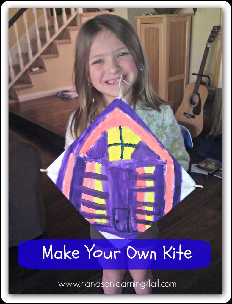 Make your own kite