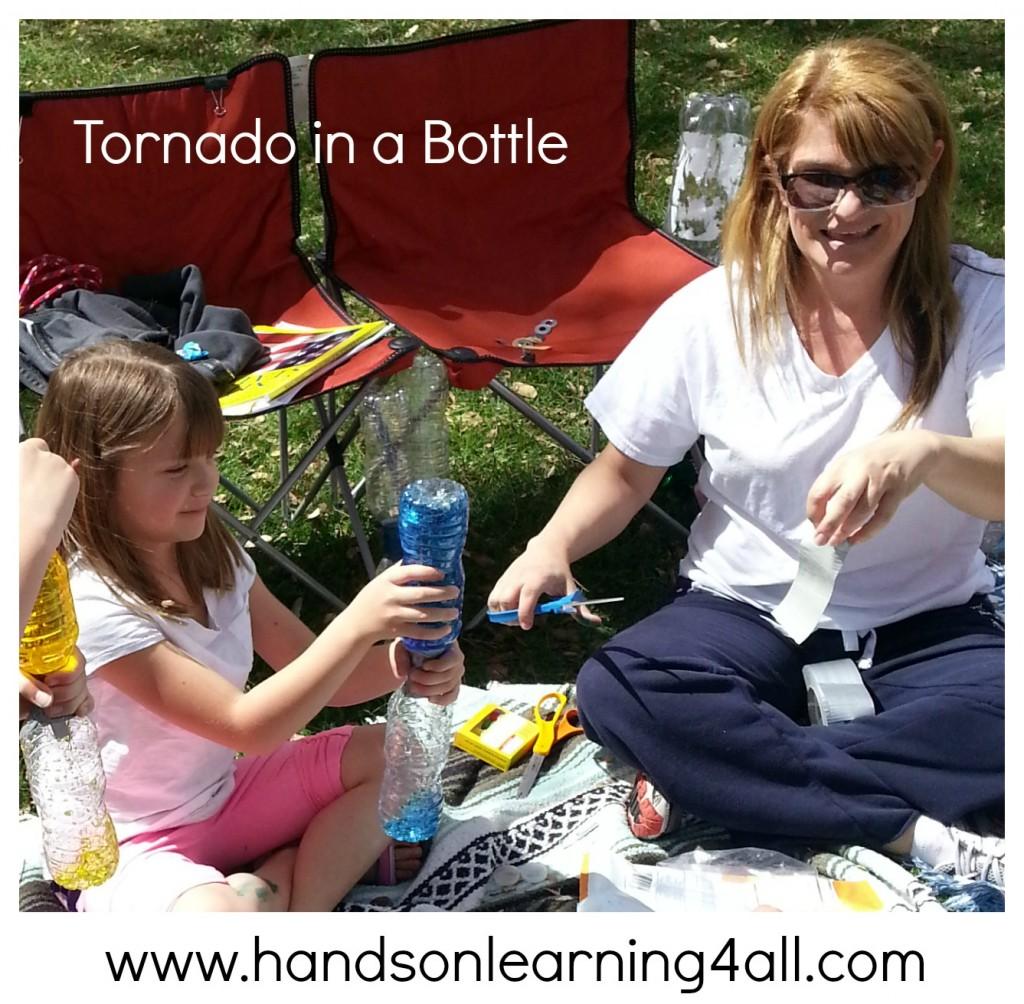 Tornado in a Bottle 2