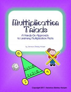 Multiplication Triads
