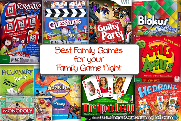 family game cover